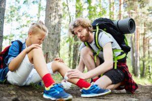 Summer Camp Injuries
